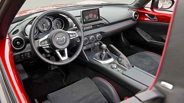 Der Mazda MX-5 wird auch in vierter Auflage dem Kult frönen.