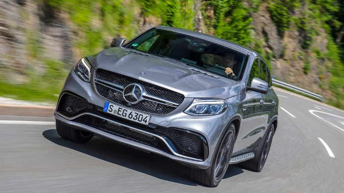 Mercedes-AMG GLE 63 S: So schön  kann Unvernunft sein