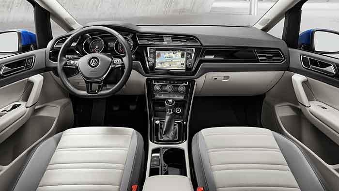 Die neue Generation des VW Touran startet im September 2015.
