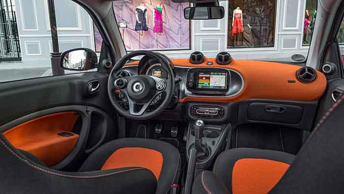 Der Smart Fortwo wächst dank Doppelkupplung zu einem richtigen Auto heran.
