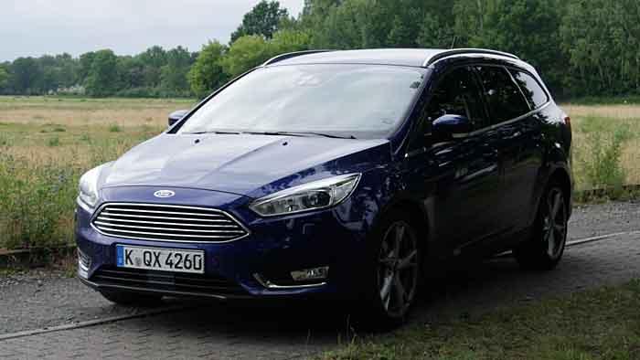 Der Ford Focus Turnier kämpft auch weiterhin um den Kronprinzen-Platz.
