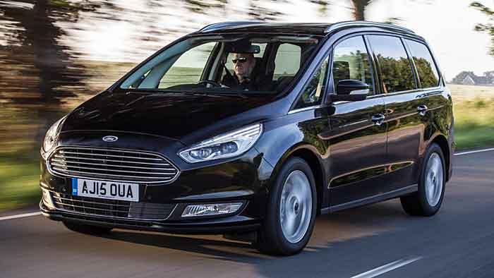 Ford hat den Galaxy komplett überarbeitet.