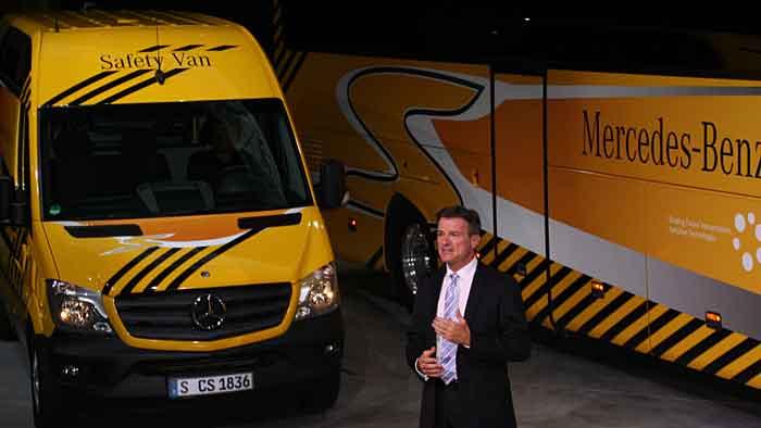 Daimler nimmt Verbindungen zu Teheran auf