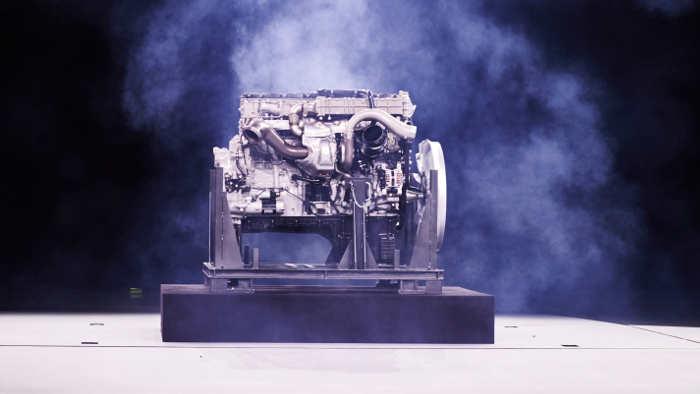 OM 471 Lkw-Motor