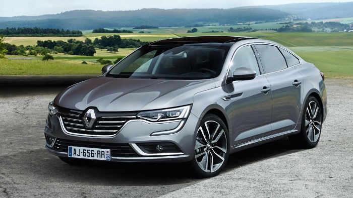 Der Talisman ersetzt den Laguna von Renault.