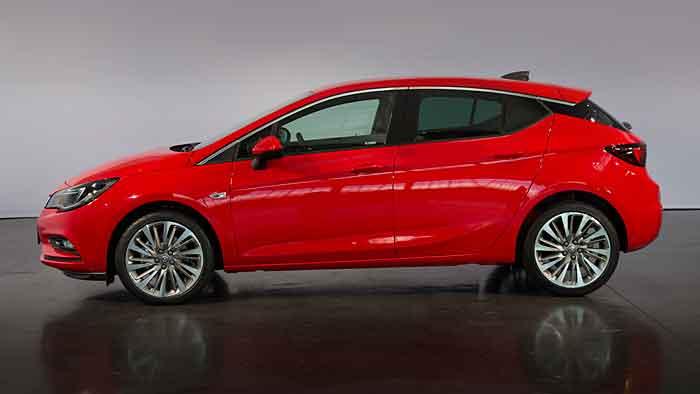 Opel hat den cW-Wert beim neuen Astra weiter gesenkt.