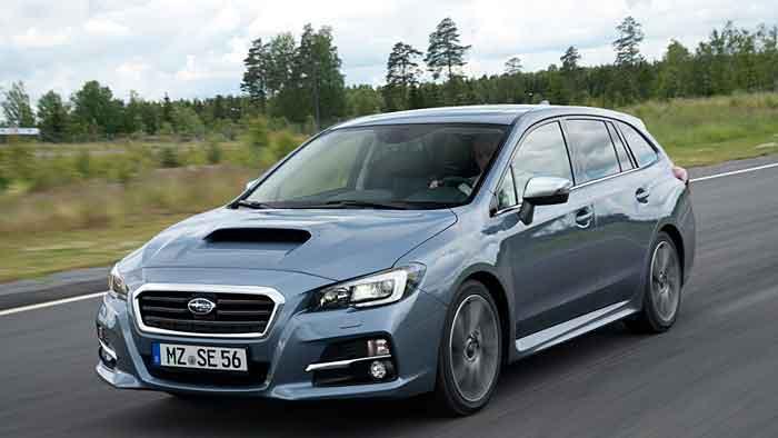 Der Subaru Levorg ist immer mit Allradantrieb ausgestattet.
