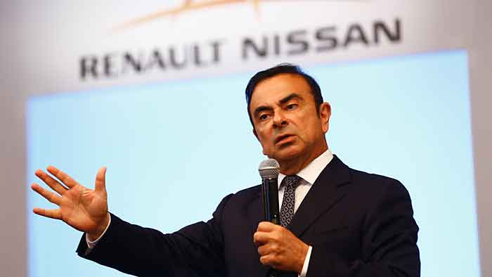 Renault-Nissan sparen Rekordsumme ein