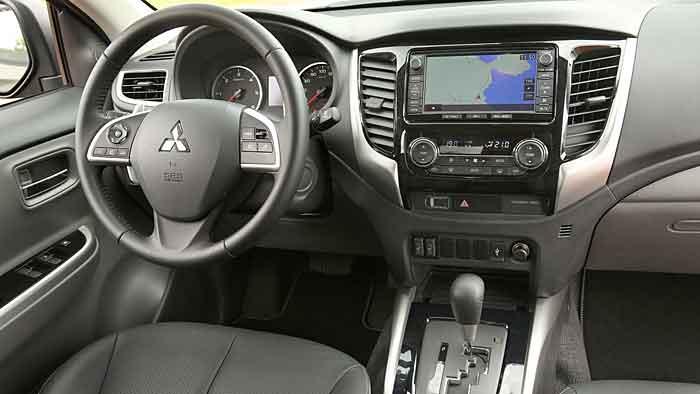 Der neue Mitsubishi L200 wirbelt nicht nur Staub auf.