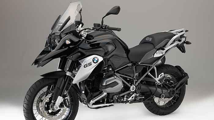 BMW R 1200 GS Triple Black: Dunkler Klassiker