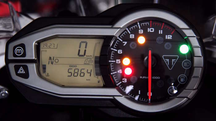 Triumph XRx neu SP-X