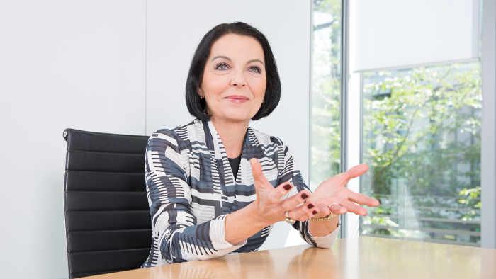 Christine Hohmann-Dennhardt ist Daimler-Vorstand für Recht und Integrität.