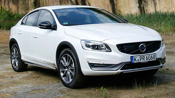 Der Volvo S60 Cross Country soll jede Altersgruppe ansprechen.