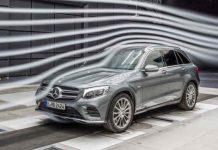 Der Mercedes GLC setzt Benchmarks beim Cw-Wert.