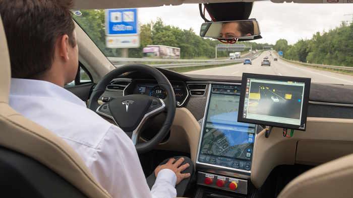 Bosch und TomTom arbeiten an Karte der Zukunft