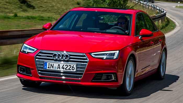 Der neue Audi A4 kostet 30.650 Euro.