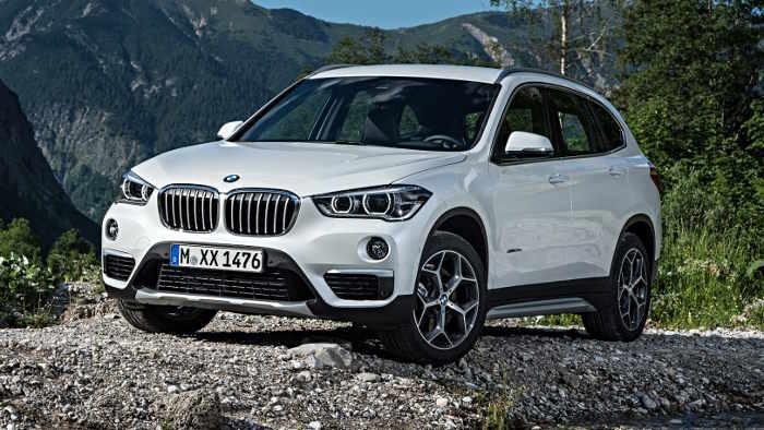 Der neue BMW X1 ist dynamischer geworden.