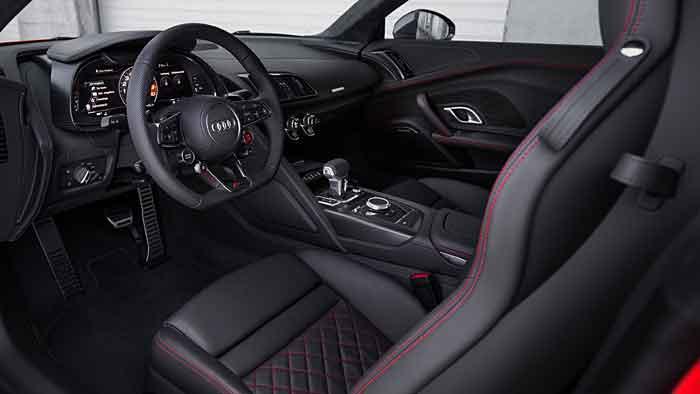 Audi hat den R8 technisch komplett erneuert.