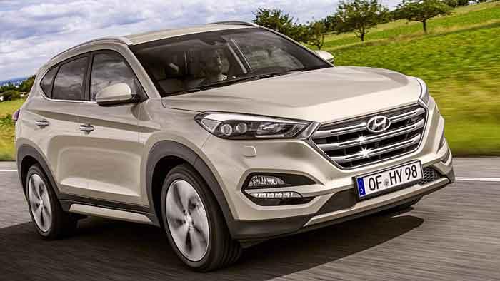Den Hyundai Tucson gibt es nun auch mit einem stärkerem Diesel.