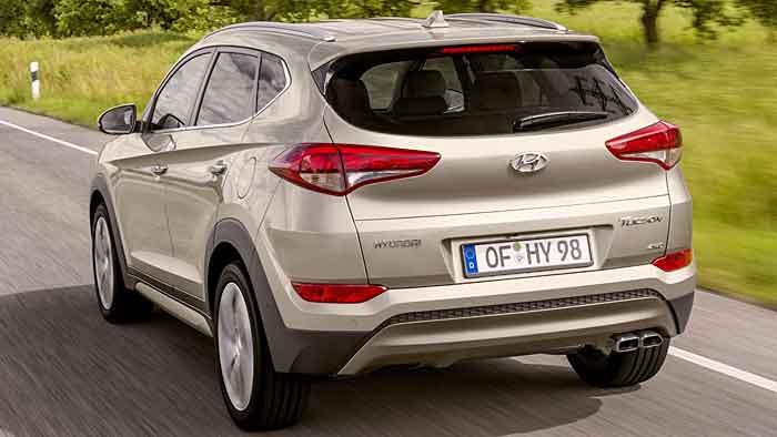 Hyundai stellt hohe Erwartungen an den neuen Tucson.
