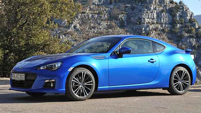 Subaru BRZ: Schwächen als Konzept