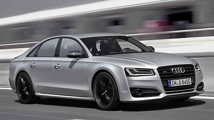 Audi fährt mit dem S8 Plus in die 300er-Liga.