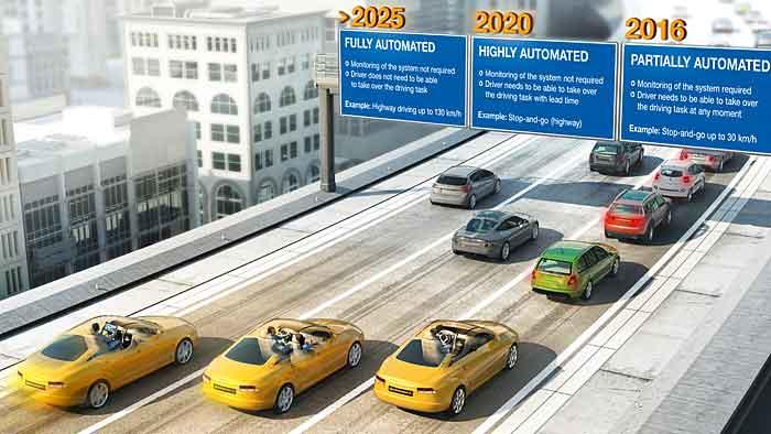 Wirtschaftsministerium startet autonomes Fahrprojekt