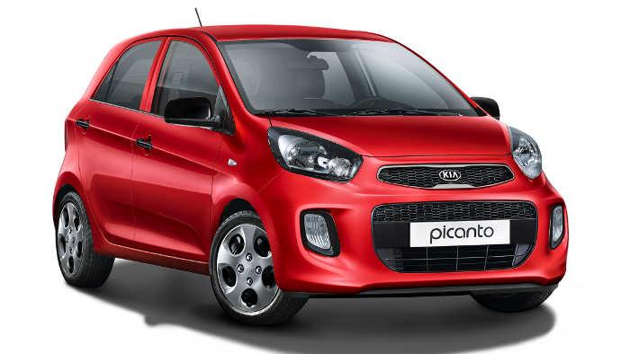 Kia Rio und Picanto mit neuen Einstiegsvarianten