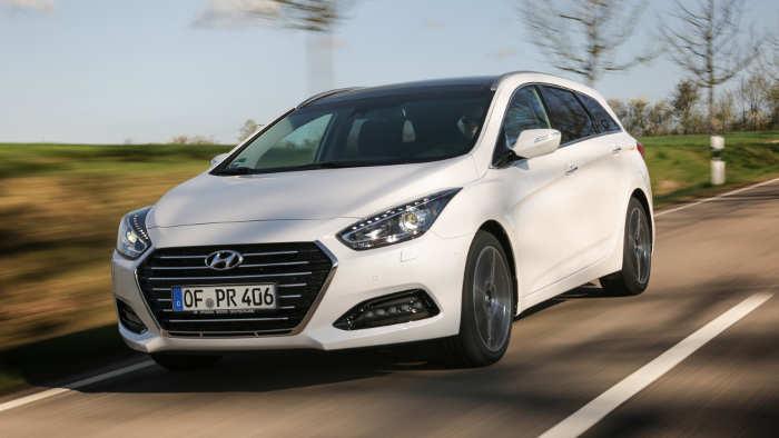 Künftig nur noch mit Steilheck: der Hyundai i40