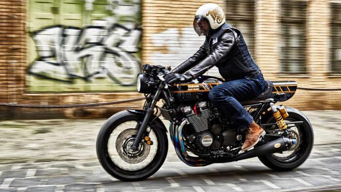Yamaha Yard Built XV950: Cooles Customized Bike