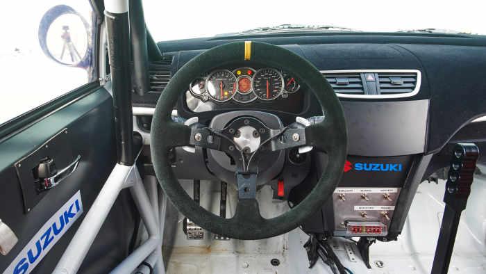 Suzuki Swift Hayabusa