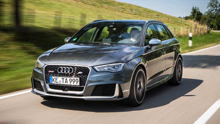 Audi RS3: Etwas mehr geht immer