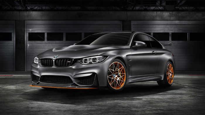 Der BMW M4 GTS mit Wassereinspritzung.