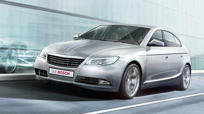Bosch arbeitet an Spartechnologien