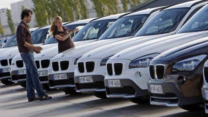 Der Rabatt von Neuwagen beträgt durchschnittlich 23 Prozent