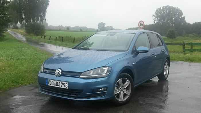 Die neuen VW-Modelle mit Euro 6 sind nicht betroffen.