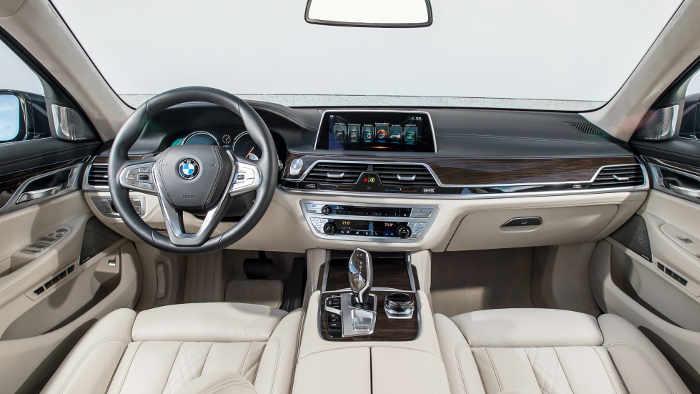 BMW 7er neu BMW