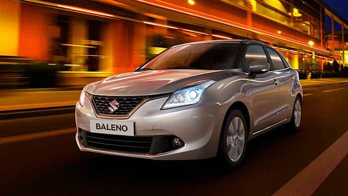 Zwischen zwei Benzinern kann beim Suzuki Baleno gewählt werden.