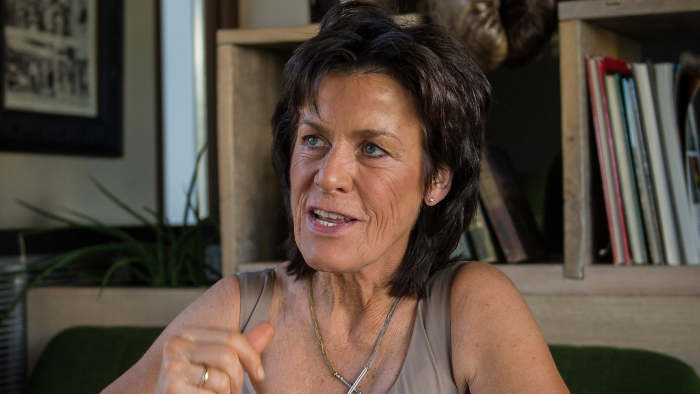 Annette Winkler ist seit fünf Jahren Smart-Chefin.