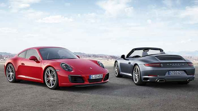 Porsche setzt beim 911 fast nur noch auf Turbomotoren.