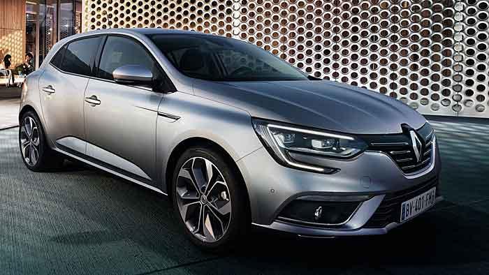 Renault hat den Megane optisch und technisch aufgerüstet.