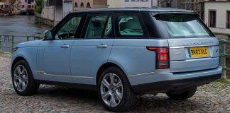 Der Range Rover ist bei Autodieben besonders beliebt