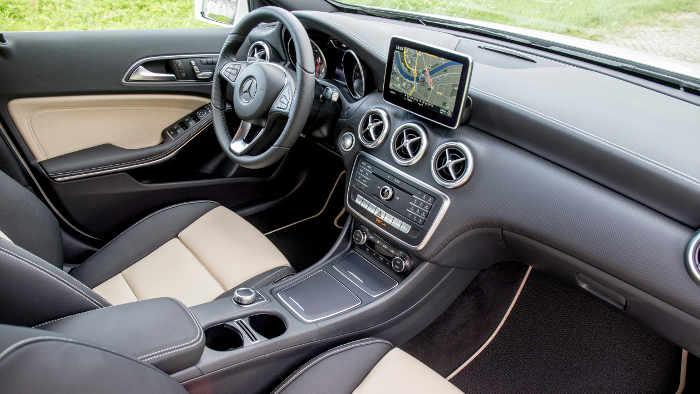 Mercedes A-Klasse 22d