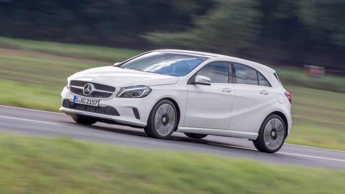 Das KBA stellte keine Abweichungen bei Mercedes-Modellen fest