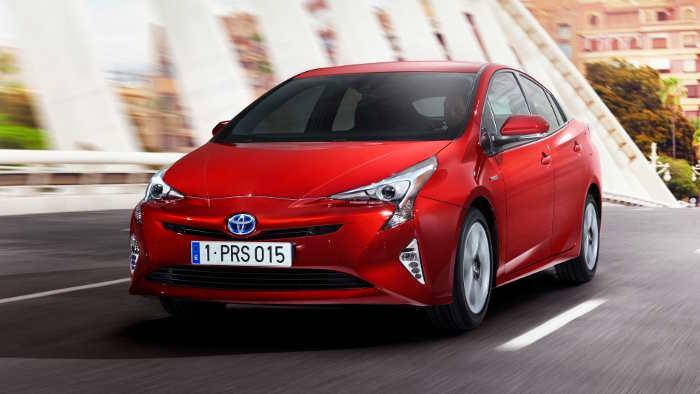 Der Toyota Prius kommt bereits in vierter Generation.