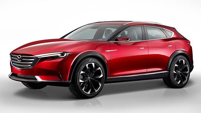 Mazda-Studie Koeru: SUV-Ausblick