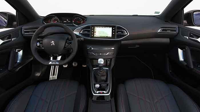Der Peugeot 308 GT