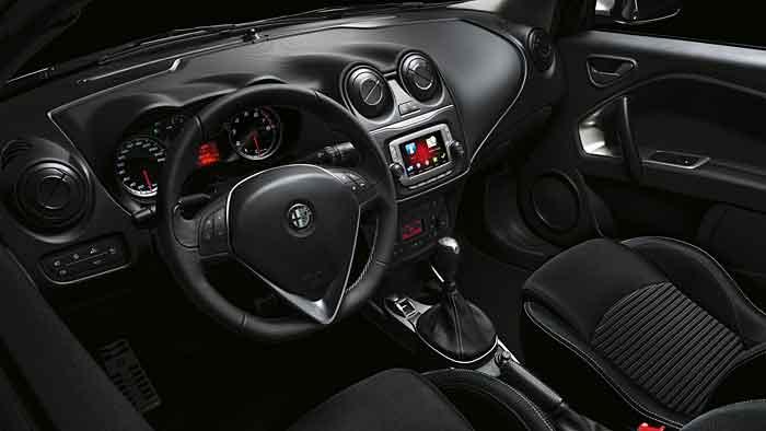 Der Alfa Romeo Mito Junior macht auf City-Flitzer.