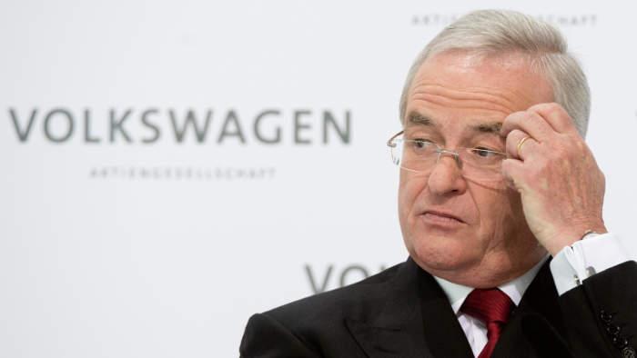 Der Vertrag von Martin Winterkorn bei VW läuft weiter.