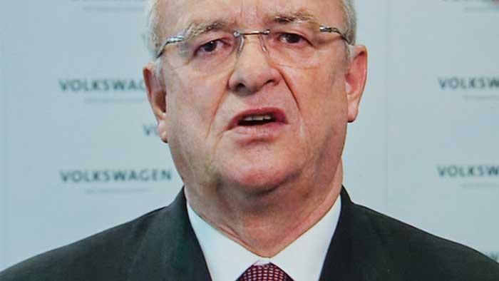 Gegen Ex-VW-Chef Winterkorn läuft kein Ermittlungsverfahren.